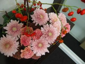 20150924 今週のお花
